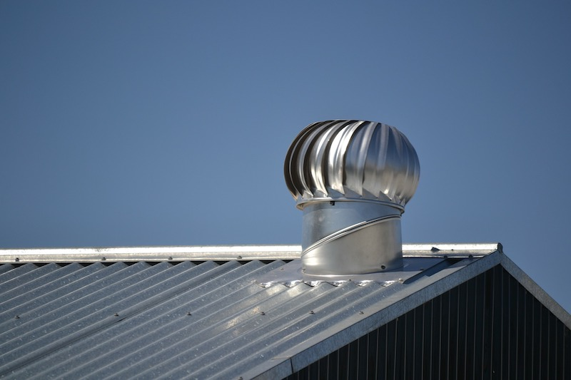 Emerge Construction Group-Roof Vent